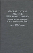 Globalization and the New World Order