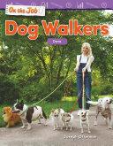 On the Job: Dog Walkers: Data: Read-along ebook Pdf/ePub eBook