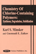Chemistry of Chlorine containing Polymers
