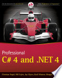 Professional C  4 0 and  NET 4