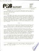 Fas Report