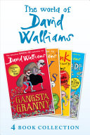 The World of David Walliams 4 Book Collection (The Boy in the Dress, Mr Stink, Billionaire Boy, Gangsta Granny)