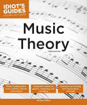 Idiot s Guides   Music Theory Book