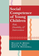 Social Competence of Young Children