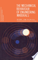 The Mechanical Behaviour of Engineering Materials Book