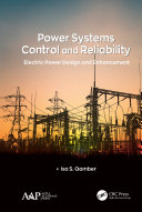 Power Systems Control and Reliability Pdf/ePub eBook