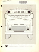 School Bus Driver Instructional Program