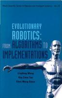 Evolutionary Robotics Book