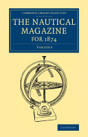 The Nautical Magazine for 1874 ebook