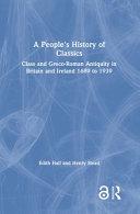 Pdf A People's History of Classics