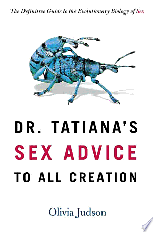 Dr. Tatiana's Sex Advice to All Creation banner backdrop