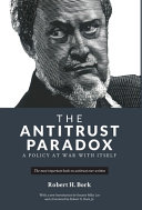The Antitrust Paradox