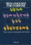 Sign Language For Everyone PDF