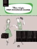 Palmer Hughes Prep Accordion Course  Book 3A