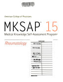 MKSAP 15