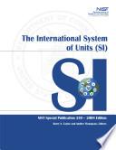 International System of Units (SI) (rev. , 2008 Ed. )