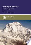 Himalayan Tectonics
