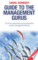 Guide To The Management Gurus 5th Edition
