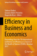 Efficiency in Business and Economics