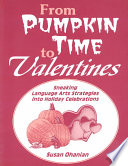 From Pumpkin Time to Valentines