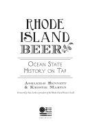 Rhode Island Beer