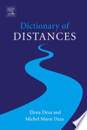 Dictionary of Distances Book