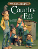 Woodcarving Country Folk