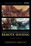 Introduction To The Physics and Techniques of Remote Sensing