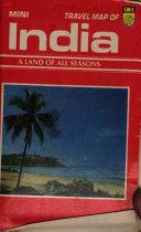 Mini Travel Map of India