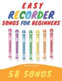 Easy Recorder Songs for Beginners