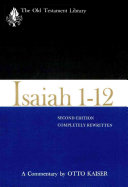 Isaiah 1 12 Second Edition 1983