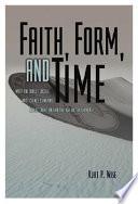 Faith Form And Time