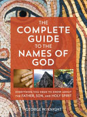 The Complete Guide to the Names of God Book
