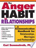 Anger Habit in Relationships