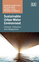 Sustainable Urban Water Environment
