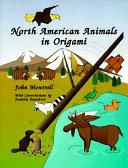 North American Animals in Origami