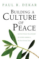 Pdf Building a Culture of Peace Telecharger