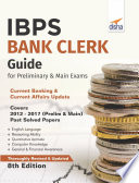 Ibps Bank Clerk Guide For Preliminary Main Exams 8th Edition