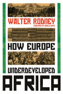 How Europe Underdeveloped Africa [Pdf/ePub] eBook