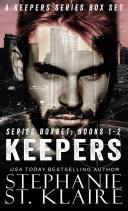 Keepers Series Boxset: Books 1 - 2 Pdf/ePub eBook