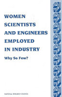 Women Scientists and Engineers Employed in Industry