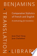 Comparative Stylistics of French and English