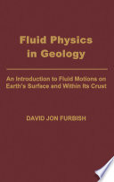 Fluid Physics In Geology Book PDF