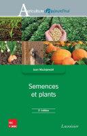Pdf Semences et plants (2e éd.) Telecharger