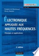 Électronique appliquée aux hautes fréquences - 2e éd.