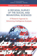 A Decadal Survey of the Social and Behavioral Sciences