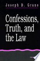 Confessions  Truth  and the Law