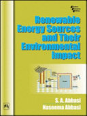Renewable Energy Sources And Their Environmental Impact Book PDF