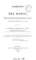 Hippopathology  a treatise on the disorders and lameness of the horse  with their methods of cure