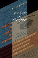 True Faith and Allegiance ebook